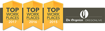 Top Workplaces Badge