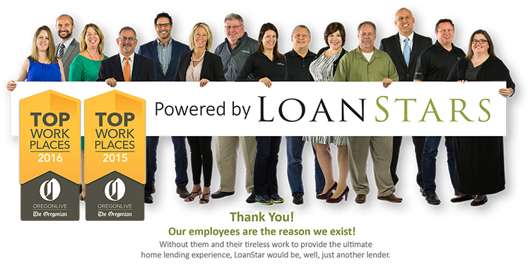 Top Workplace LoanStar Group Photo